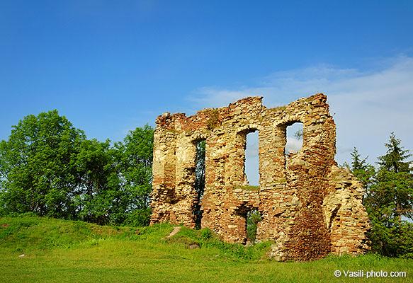 Бучачский замок