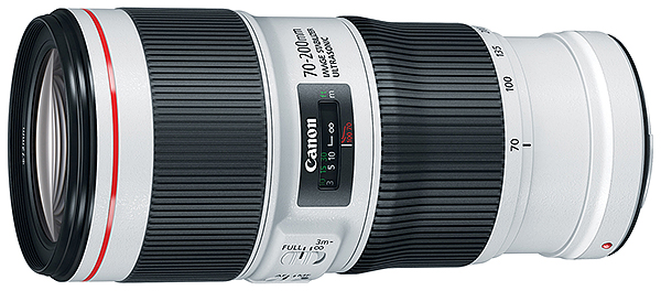 Canon EF 70-200mm f/4L II IS USM